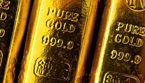 Pure Gold 999.9 Bars