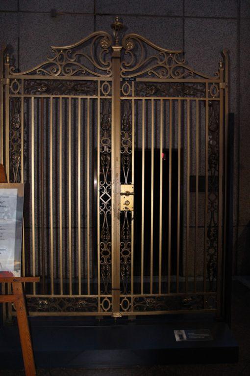 Third United States Mint Gates