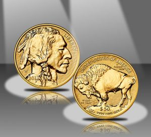 2013-W $50 Reverse Proof Gold Buffalo