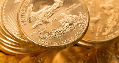 American Eagle gold bullion coins