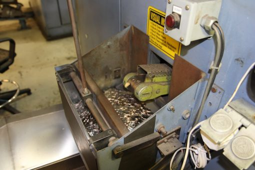Finished Coins from Schuler Coining Press at Philadelphia Mint