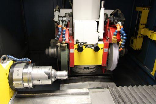 Inner Portion of S-21 CNC Machine at Philadelphia Mint