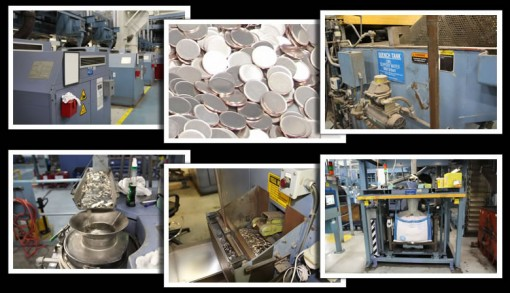 Philadelphia Mint Producing Coins for Circulation, Second Grouping