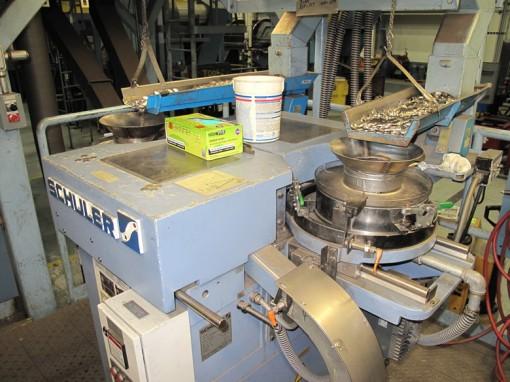 Schuler Upsetting Machine at Philadelphia Mint (a)