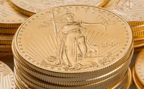 US Mint Gold Eagle bullion coins