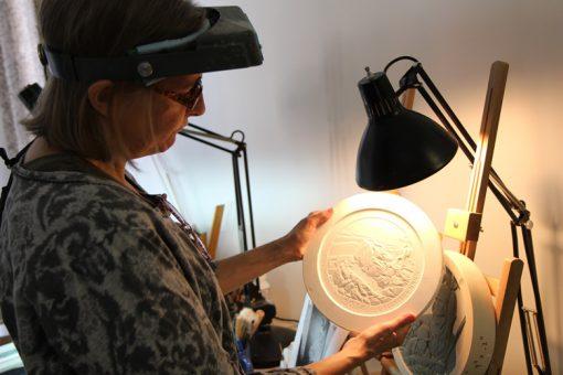 US Mint artist Phebe Hemphill (b)