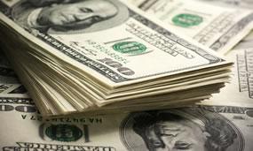 US Money - $100s