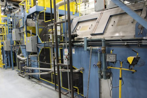 Washer Dryer at Philadelphia Mint
