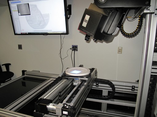 high resolution scanner (b)