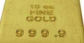 10 oz Fine Gold 999.9