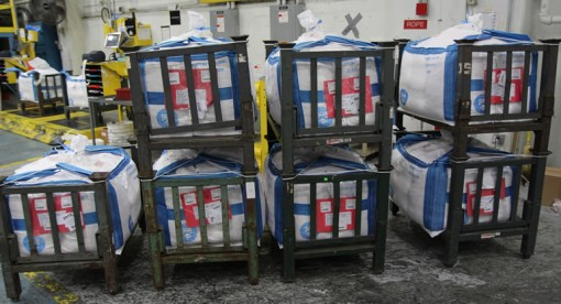 Bulk bags of circulating-quality Lincoln cents