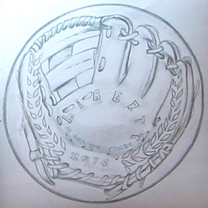 Cassie McFarland's Baseball Glove Design