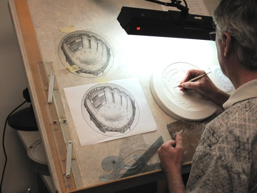 Don Everhart Sculpting