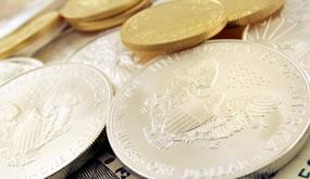 Gold Eagle and Silver Eagle bullion coins