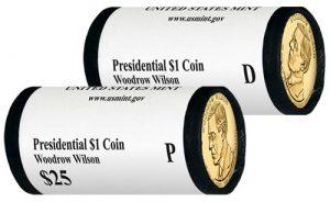 Woodrow Wilson $1s