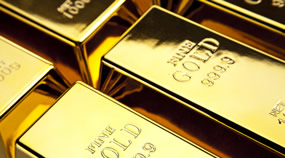 Gold Gains on Friday but Logs Weekly Loss