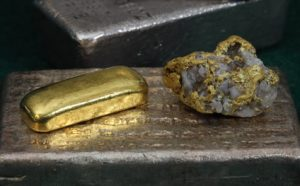 Gold and Silver Bullion, Gold Nugget