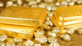 Gold and Silver Prices Finish at Two-Month Lows