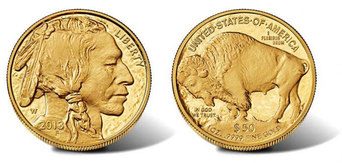 2013-W Proof American Gold Buffalo
