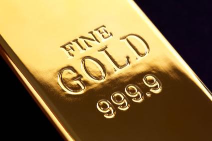 999.9 Fine Gold Bar