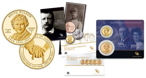 Final 2013 United States Mint Products