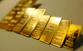 Gold and Silver End Week at Three-Week Highs
