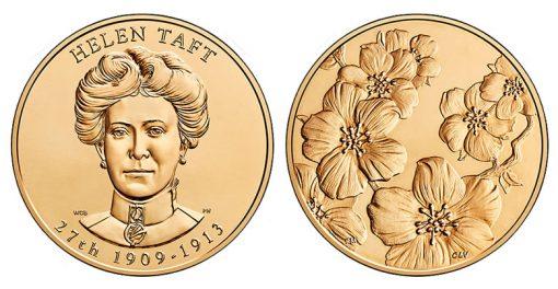 Helen Taft Bronze Medal