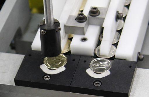 Robotics in Numismatic Room, Denver Mint