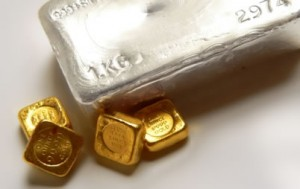 Gold Rises 0.3%, Silver Advances 0.6%; US Mint Bullion Coins Gain