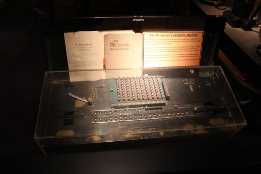 The Millionaire Calculating Machine