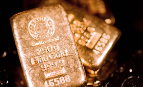 Gold and Silver End Lower for First Time in Four Days