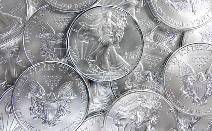 U.S. Mint American Silver Eagle Bullion Coins