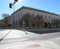 US Mint facility at Denver, Colorado
