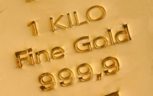 1 Kilo Fine Gold 999.9