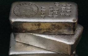 2.5 silver bars