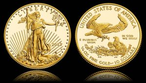 2013-W $10 Proof Gold Eagle