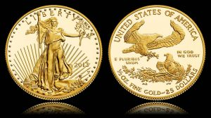 2013-W $25 Proof American Gold Eagle