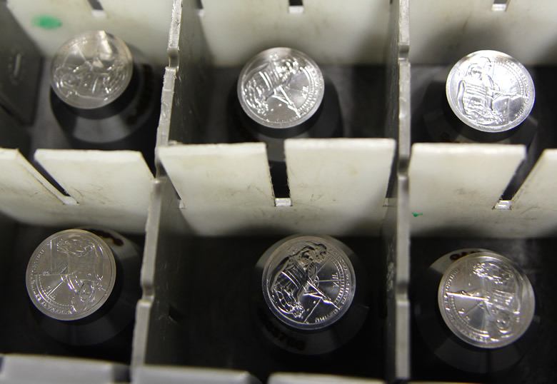 How the Denver Mint Makes Dies to Produce Coins | Coin News