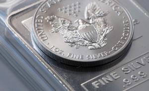 American Silver Eagle and Silver Bullion Barl