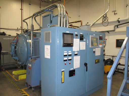 Atmospheric Vacuum Furnace at Denver Mint