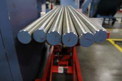 Die Steel Bars - Edges