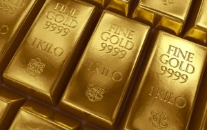 Gold Ends Below $1,300; Silver Advances 11 Cents