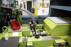 Inside Coining Press, Denver Mint (b)