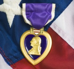 National Purple Heart Hall of Honor Commemorative Coins Sought