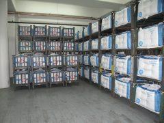 Racks of Bulk South Dakota Quarter Bags (3), Denver Mint