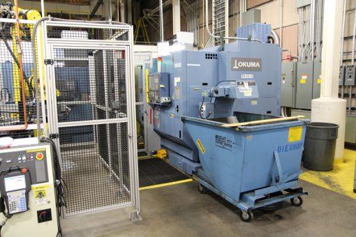 Shaping CNC Lathe