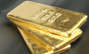 Gold Ends Week Just Above $1,700/oz