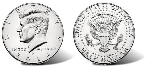 2014 Kennedy Half-Dollar