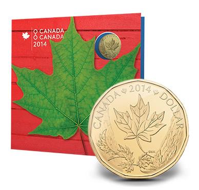 2014 O Canada Gift Set