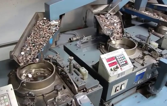 pennies counting machines